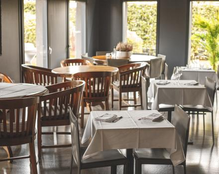 New restaurant in Vicenza at Best Western Aries Hotel
