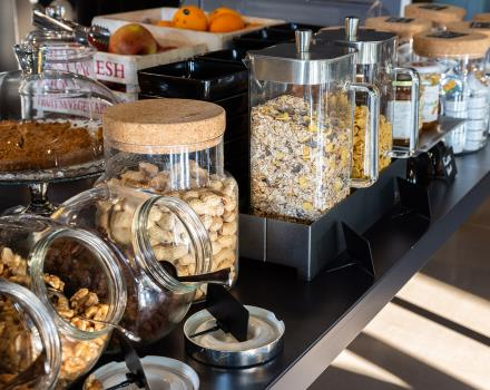Sweet and savoury awakening at the breakfast buffet at BW Hotel Aries