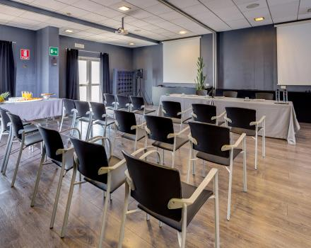 Plan your meeting in Vicenza at Best Western Hotel Aries